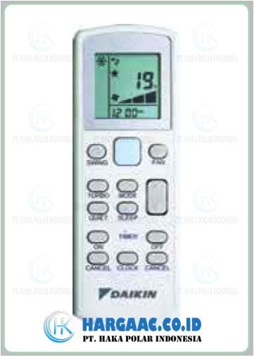Fitur AC Daikin Split Standar Low Watt Seri FTV_Remot_Hargaac.co.id