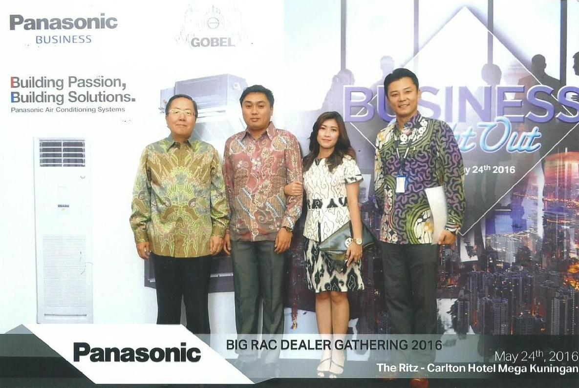 Gathering Dealer Panasonic 2016