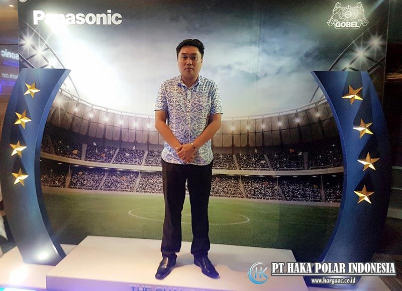 Panasonic AC Retail Business Meeting 2017 di Whiz Prime Hotel