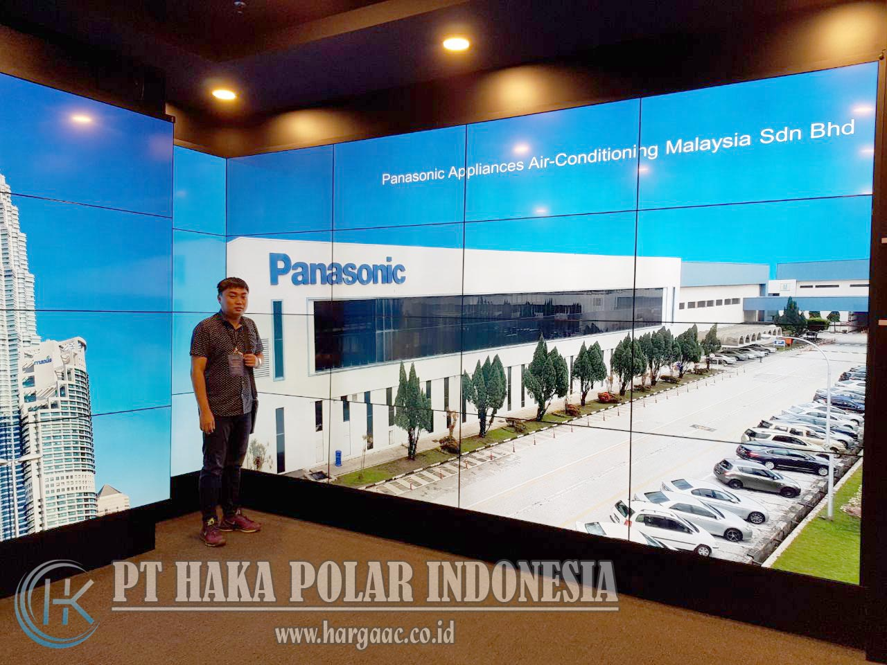 Workshop Inverter Factory Visit Panasonic Air Conditioning AC 2017 di Pabrik AC Panasonic Appliances Air Conditioning Malaysia