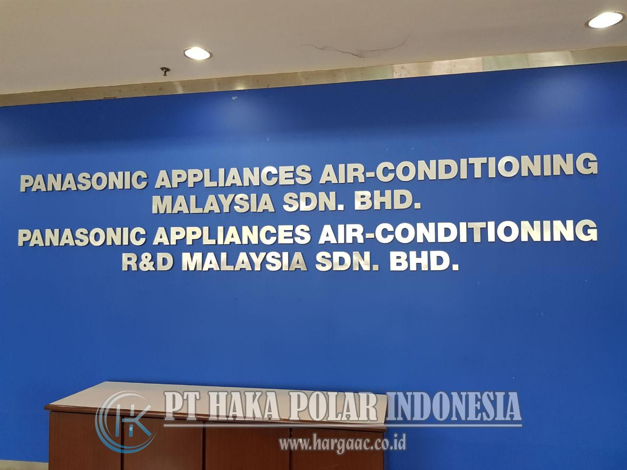 Workshop Inverter Factory Visit Panasonic Air Conditioning AC 2017 di Panasonic Appliances Air Conditioning Malaysia