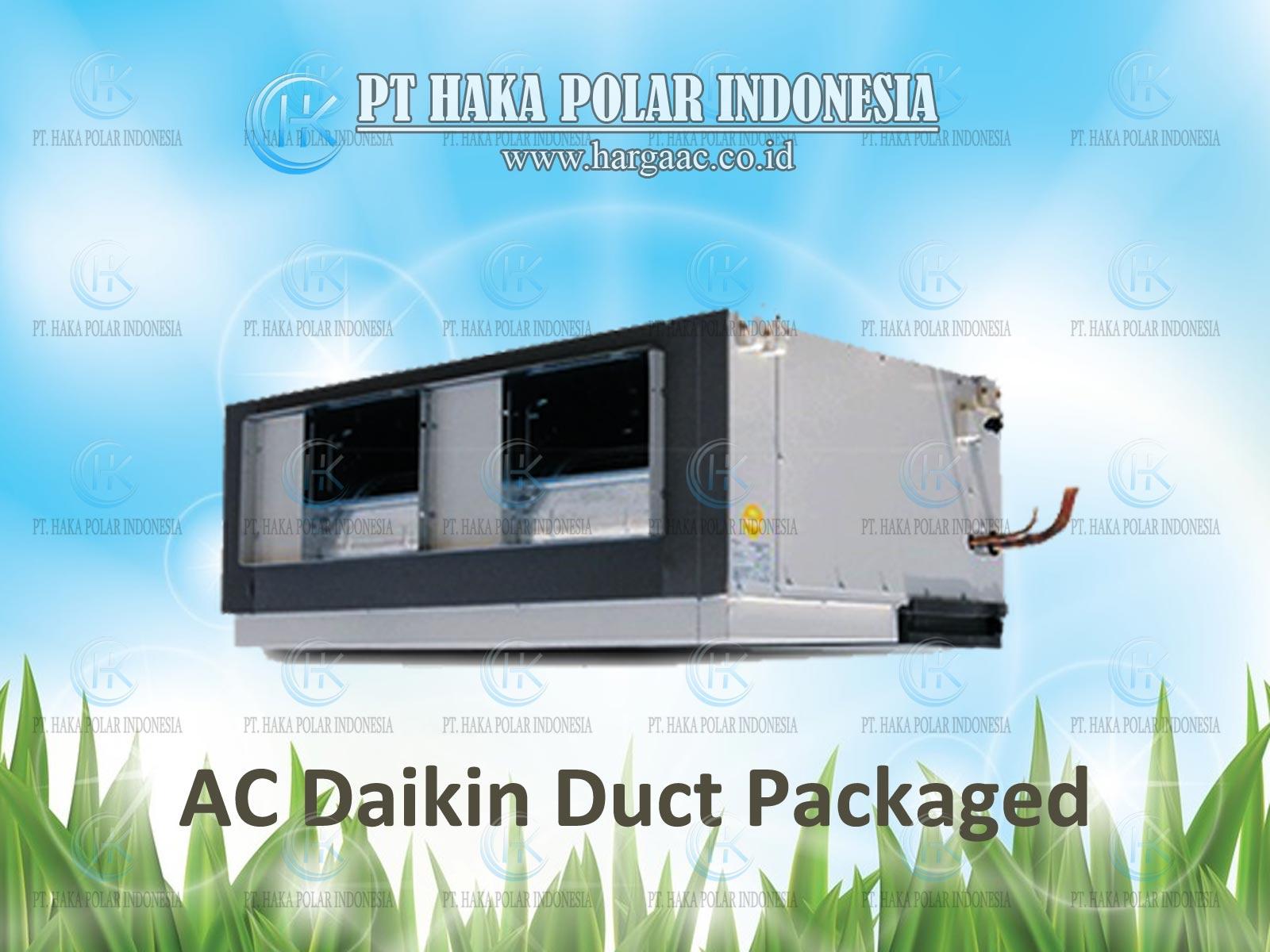 Jual AC Daikin Duct Packaged