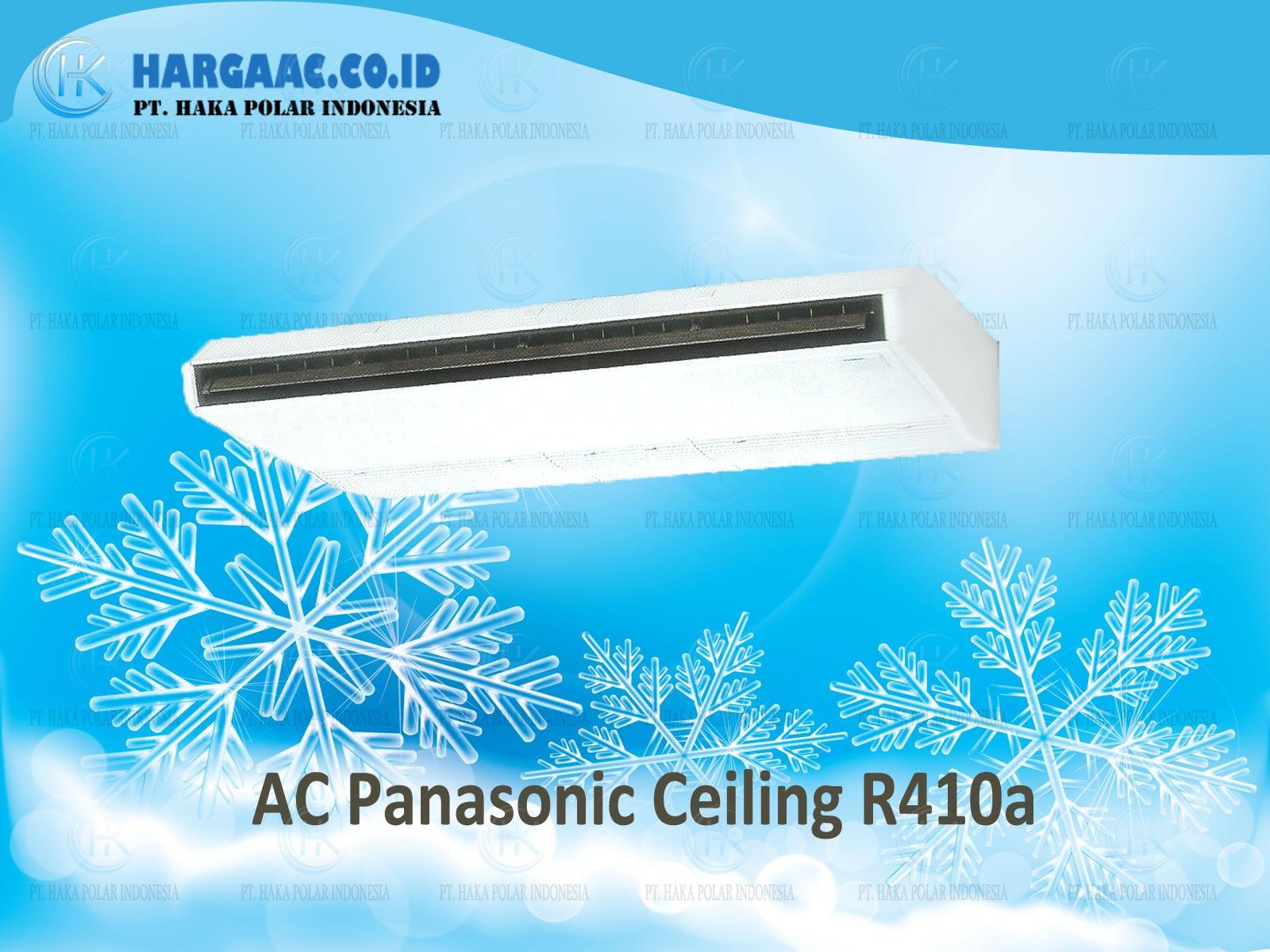 Harga Jual AC Panasonic Ceiling di Tangerang