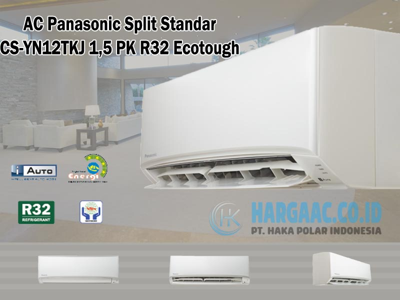 AC Panasonic CS YN12TKJ 1 2 PK Split Wall Mounted Standard R32 EcoTough